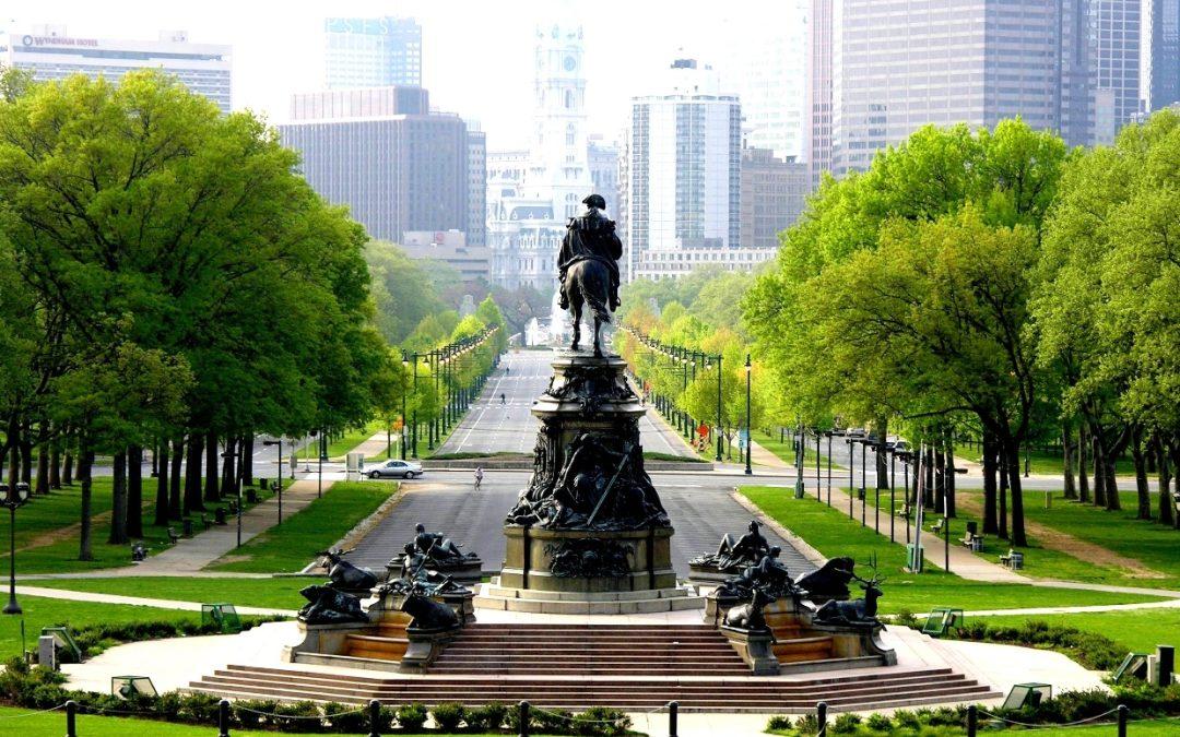 Sur la route d'un conférencier No1 – Philadelphie