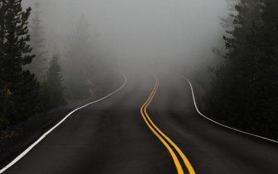 Avancer dans le brouillard