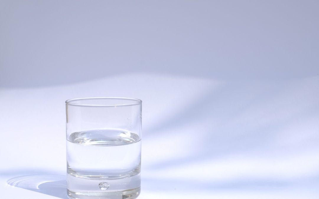 Manger de l'eau