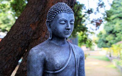 Le Bouddha voulait passer GO, encaisser 200$ et éviter la prison